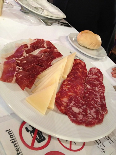 Seville Meat Plate