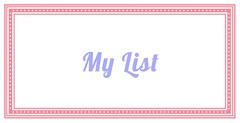 my-list