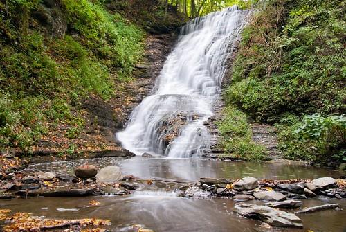waterfalls attica wny wyomingcounty atticacascades atticafalls