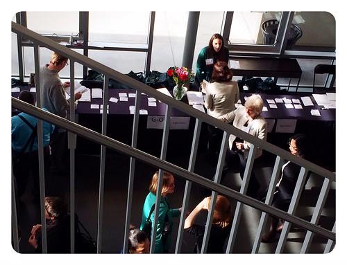 CSBR at Mills College 2014