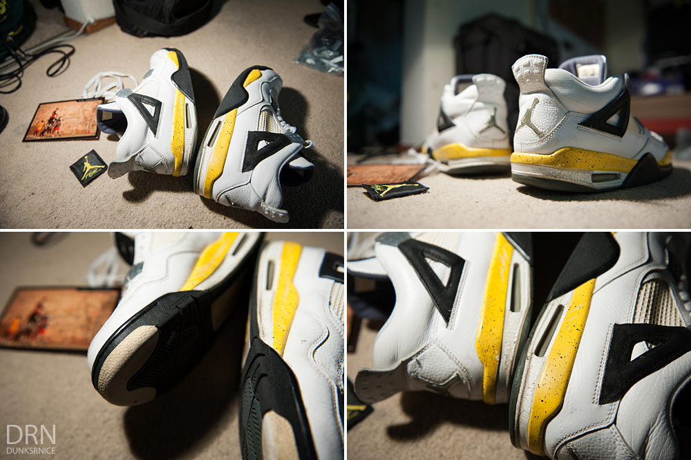 2006 Tour Yellow IV's.