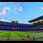 Camp Nou Panorama 1