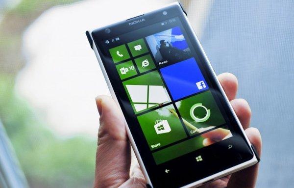 Смартфоны на Windows Phone 8.1