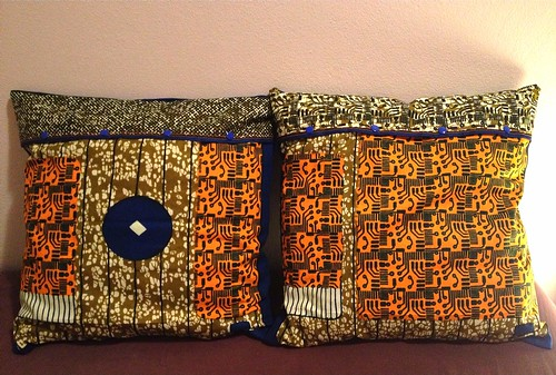 floppy disk cushions back