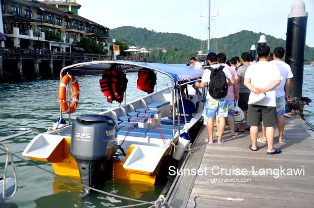 Sunset Cruise Langkawi 2