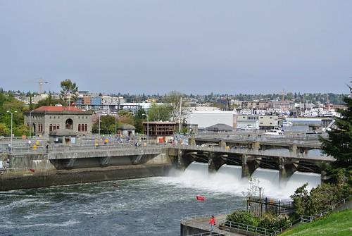 4-20 Easter Ride - Ballard Locks