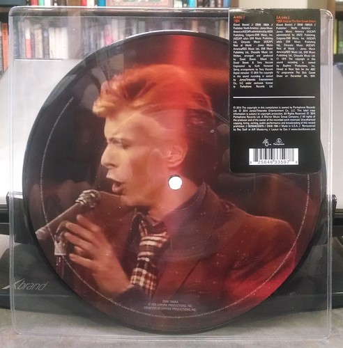 David Bowie 1984 40th Anniversary vinyl