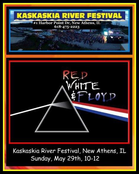 Kaskaskia River Festival Floyd 5-29-16