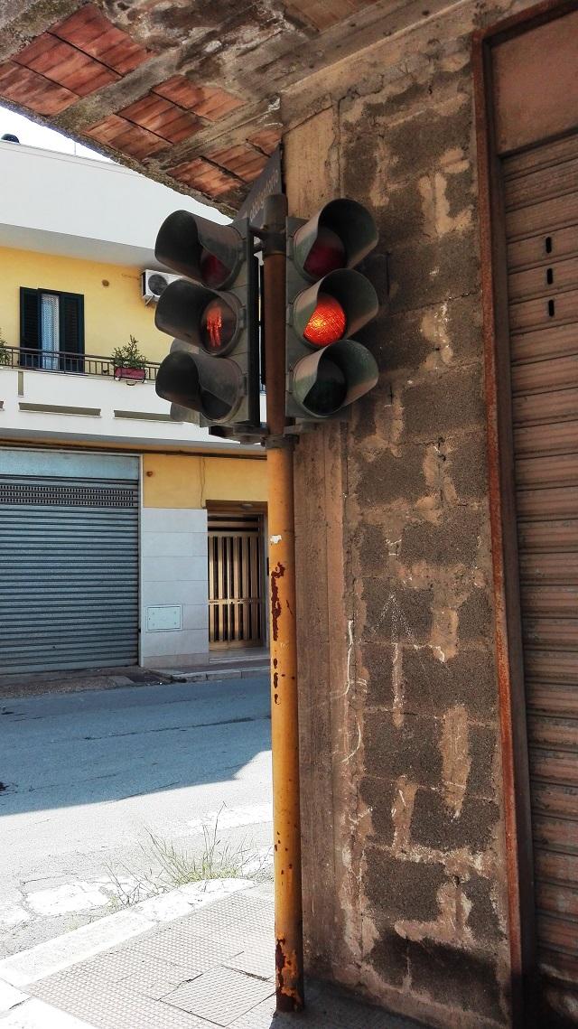 Noicattaro. Incrocio via Carmine intero