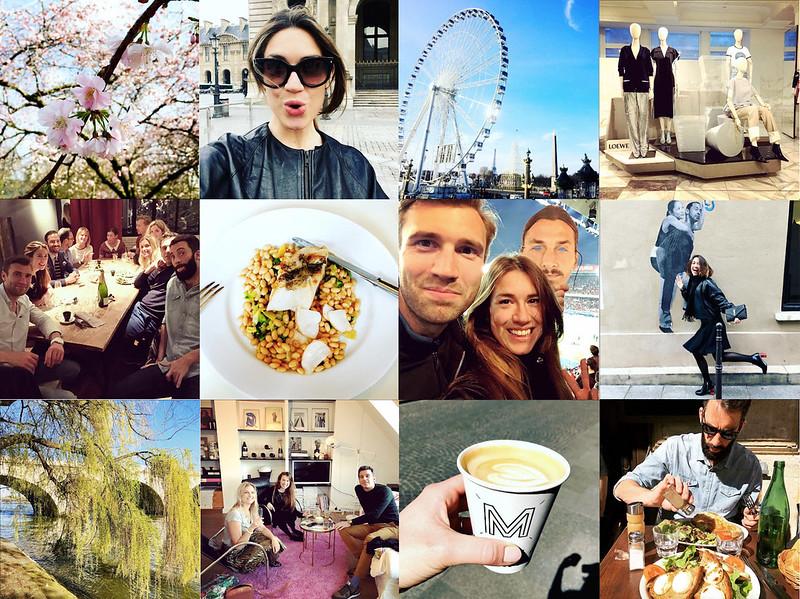 Paris Instagram 2016