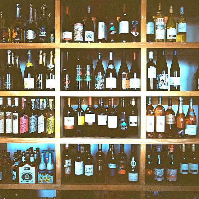 Bottles, also.