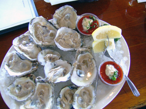 SwansDepot_oysters on the half shell