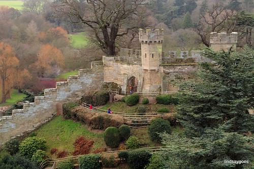 england castle warwick