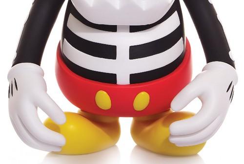 CLOT x Disney x Mindstyle x Bounty Hunter Skull Kun Mickey