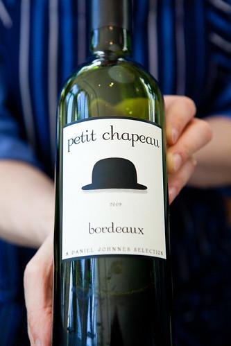 Petit Chapeau Bordeaux