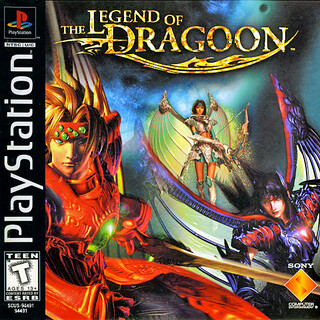 The Legend of Dragoon for PS3 and PSP