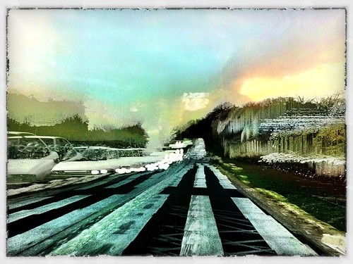 On the road - Hayange (FR)