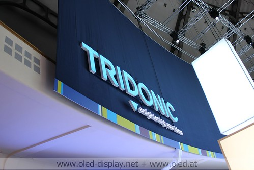 Tridonic OLED Light and Building 2012