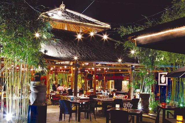 Bambuddha Grove Zen Terrace