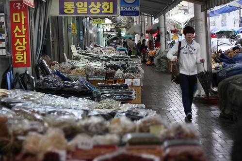 Seomun Market Deagu, South Korea