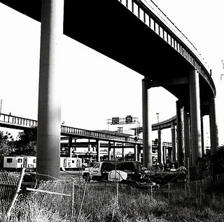 East St. Louis Interstate highways