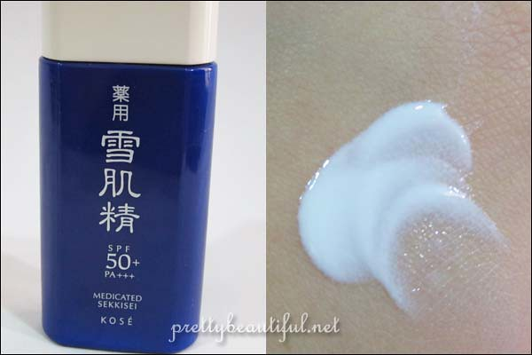 Medicated Sekkisei SPF 50