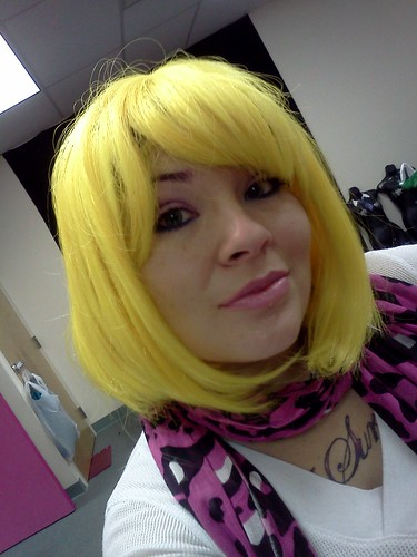 Wiggin Out Yellow