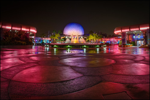 Future World @ Epcot 2012 #Disney #WDW