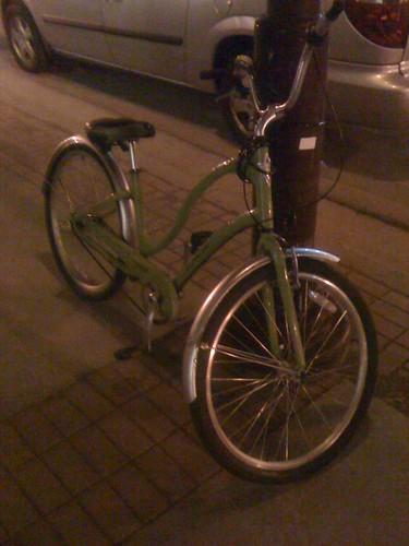 image of Electra Townie bike