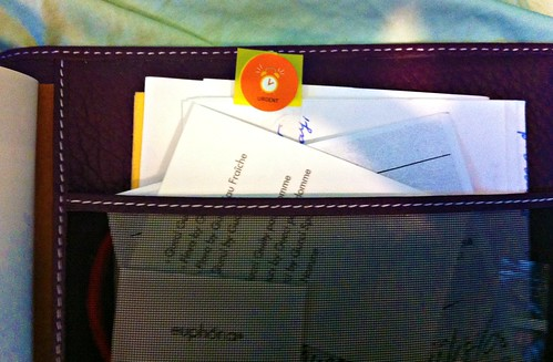filofax back pocket