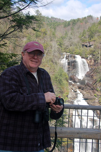 Houston at Whitewater Falls