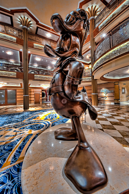 Disney Dream - Admiral Donald's Best Webfoot Forward