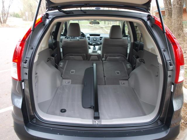 2012 Honda CR-V 14