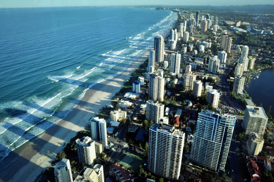 Skypoint Observation Deck at Q1 Tower Gold Coast's Surfers Paradise