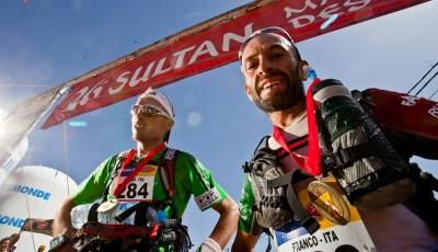 7 dní a 240 km v poušti. To je Marathon de Sables
