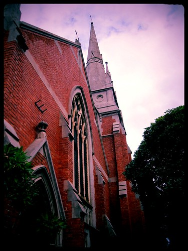 St Nicholas' Croatian Catholic Church Clifton Hill 52/15/3 by Collingwood Historical Society