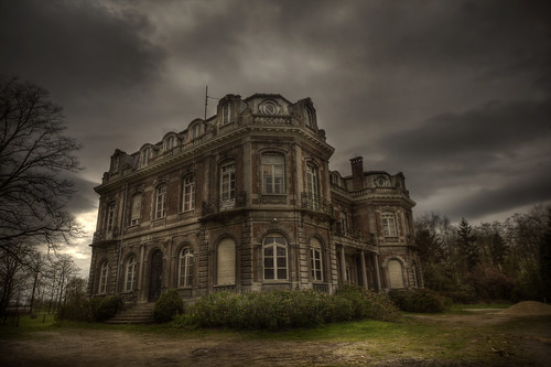 Abandoned manor house D  ( explore )