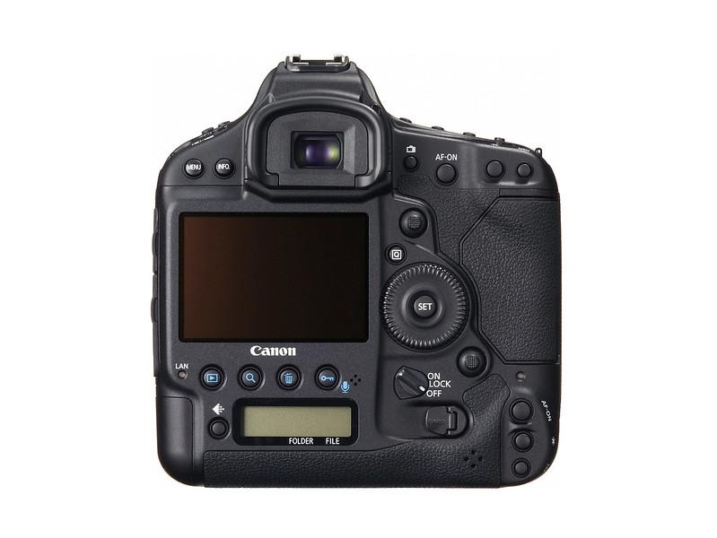 Canon EOS-1D C back