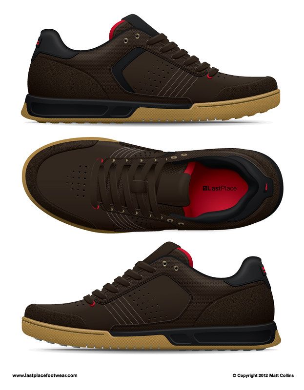 Dirtbag - Brown Black Gum
