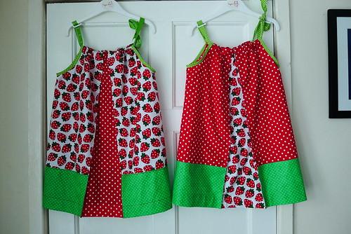 Strawberry Dresses
