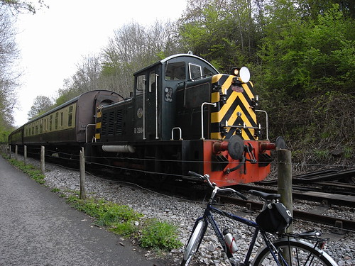 Diesel weekend at the Avon Valley Railway