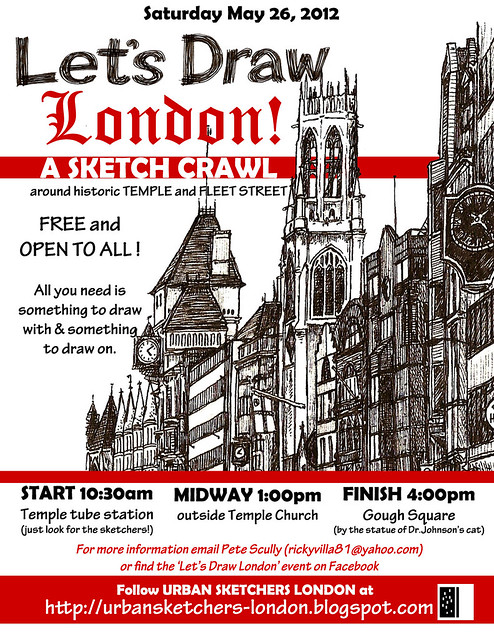 Lets Draw London!