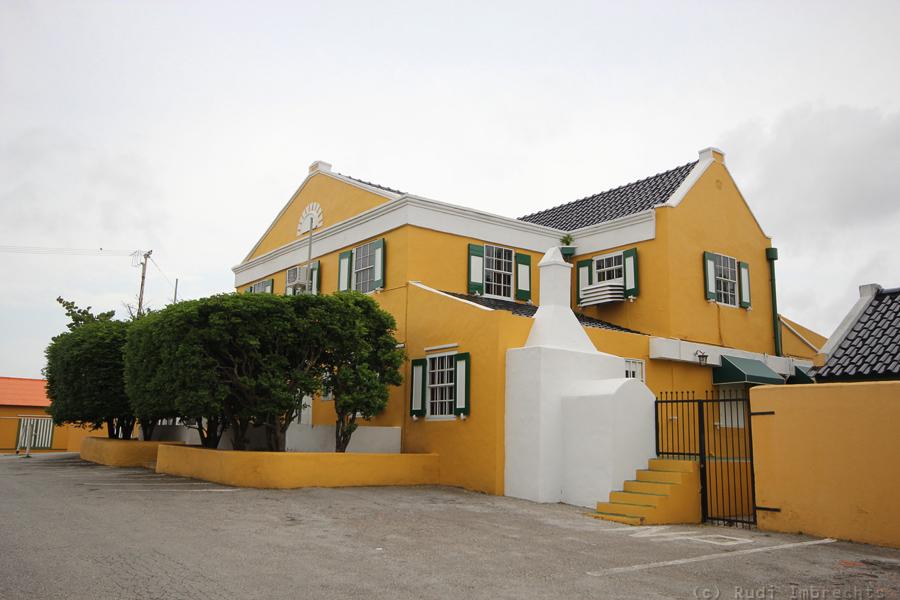 Kartix fotoblog: Blue Curaçao - Landhuis Chobolobo