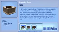 Blaze by Bleys