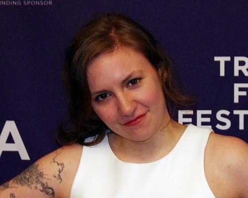 Lena Dunham TFF 2012 Shankbone 2