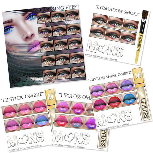 MONS Cosmetic Culture Shock 2012 by Ekilem Melodie - MONS