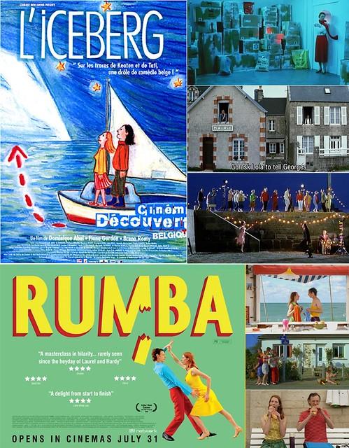 LÍceberg & Rumba