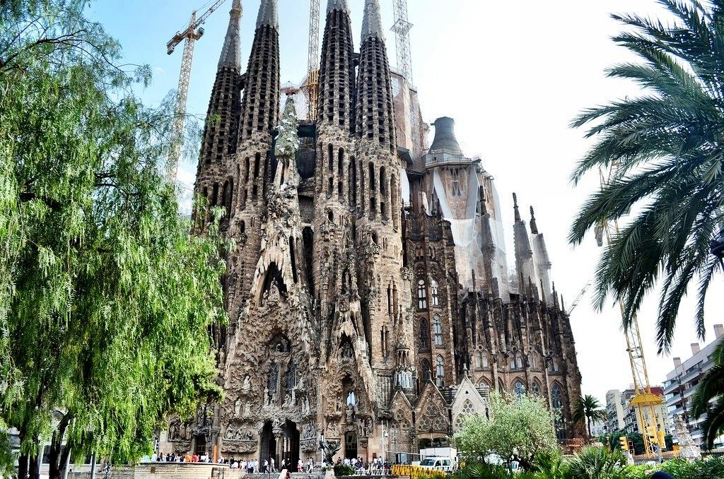 Barcelona Basilica