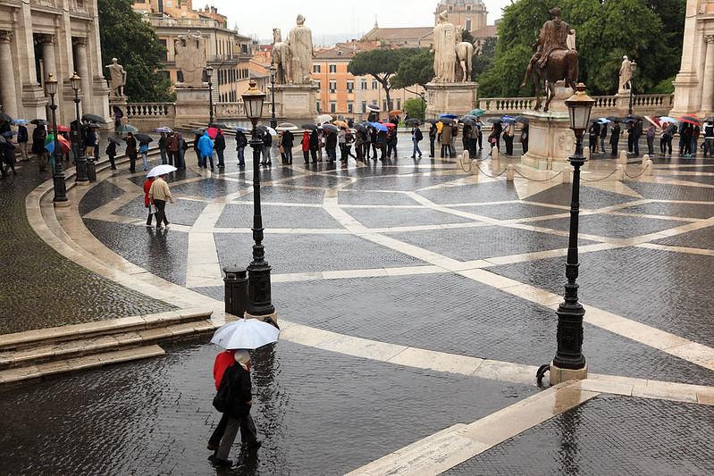 Rainy day queue