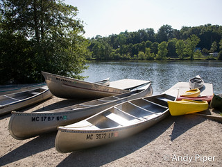Argo Pond Canoe Livery Boat Launch